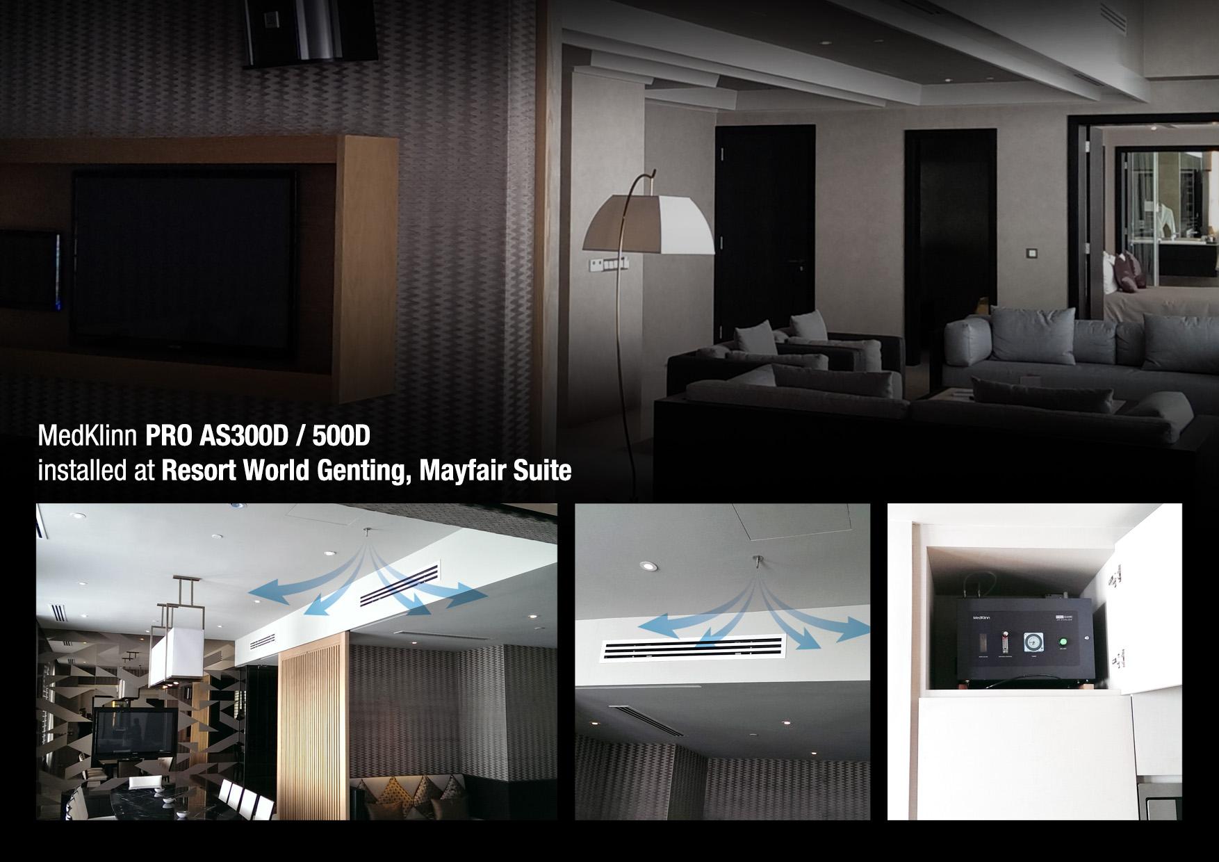 Medklinn PRO AS500D Mayfair2